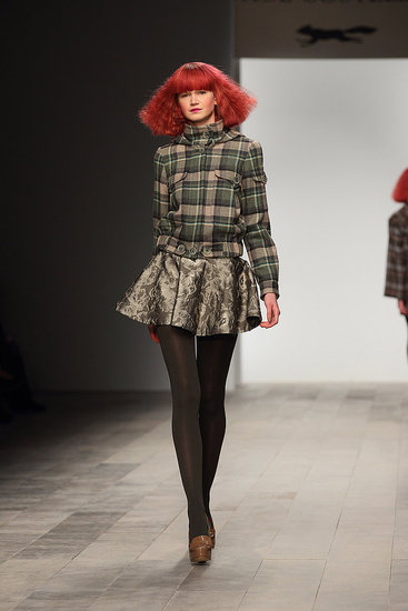 Photos of Paul Costelloe Autumn Winter 2011 at London Fashion Week