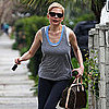 Pictures of Michelle Williams Running in LA