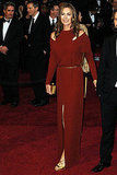 Kathryn Bigelow in Atelier Yves Saint Laurent