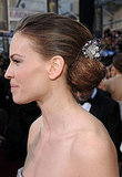 Hilary Swank From the Side