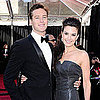 Pictures of Armie Hammer on the Red Carpet at the 2011 Oscars 2011-02-27 15:31:07