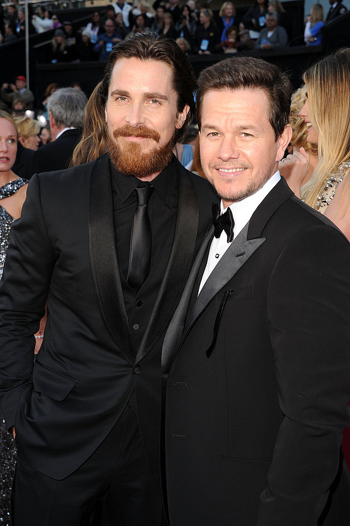 Christian Bale, Mark Wahlberg