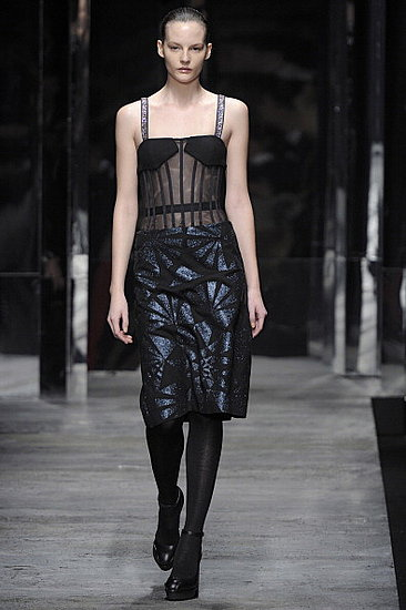 Fall 2011 Milan Fashion Week: Versus