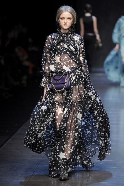 2011 Fall Milan Fashion Week: Dolce & Gabbana