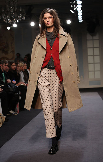 Fall 2011 London Fashion Week: Paul Smith
