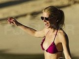 Pics: Gwyneth Paltrow's Toned Bikini Body on the Beach in Tiny Two-Pieces!