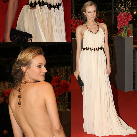 All Angles: Diane Kruger at the Berlin Film Festival
