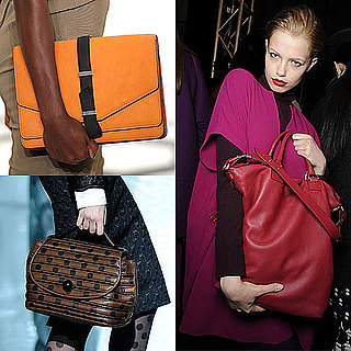 Handbags From Fall 2011 New York Fashion Week