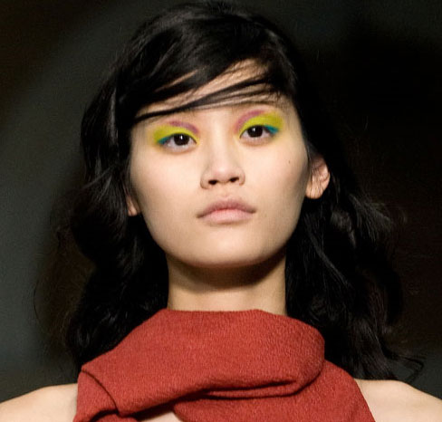 2011 A/W London Fashion Week: Top Beauty Looks, Day 4