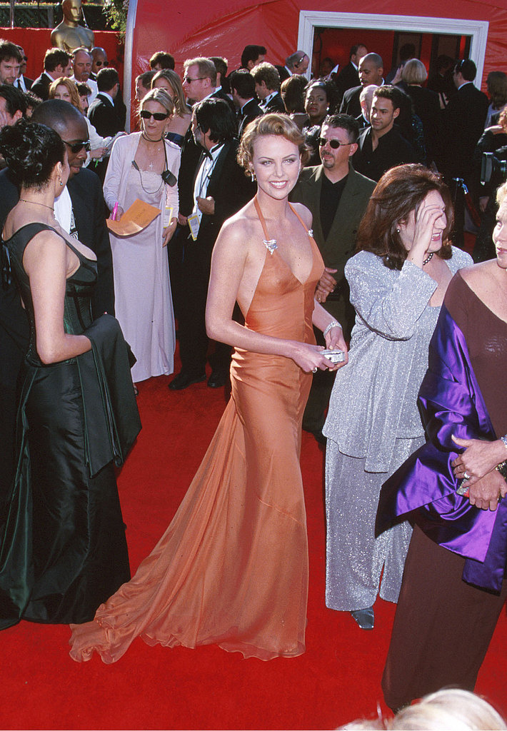 Charlize Theron at the 2000 Academy Awards
