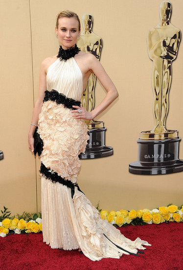 Diane Kruger in Chanel, 2010