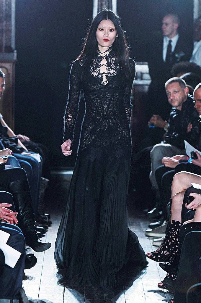 Julien Macdonald Fall 2011