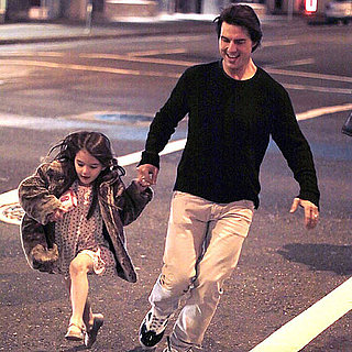Pictures of Tom Cruise and Suri in Vancouver