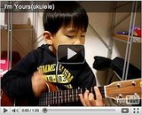 "Lil Boy Covers Jason Mraz's ""I'm Yours"""