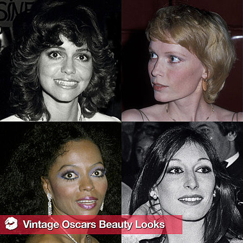 Gorgeous Vintage Beauty Looks From Past Oscars