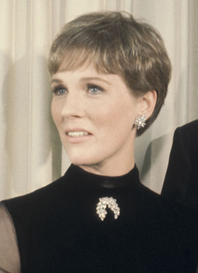 Julie Andrews, 1968