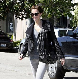 Pictures of Mandy Moore Shopping in LA