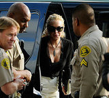 Jail Looks Likely For Lindsay Lohan as She Faces Her Latest Morning in Court