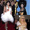 50 Outrageous Oscar Fashion Moments 2011-02-23 13:14:05