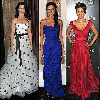 Demi Moore, Claire Danes, Halle Berry at the 2011 Costume Designers Guild Awards