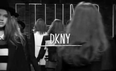 DKNY Fall 2011 Collection Runway Video