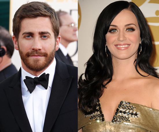 Jake Gyllenhaal and Katy Perry