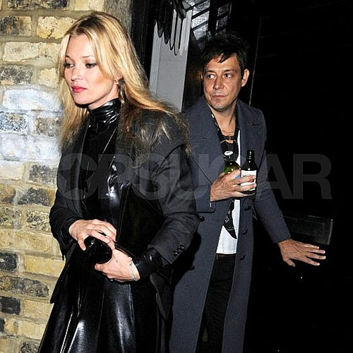 Pictures of Kate Moss, Jamie Hince, Matthew Bellamy, and Alison Mosshart at the 2011 Shockwave NME Awards