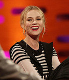 Diane Kruger Scores a High-Five For Her Number One Film