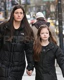 Mackenzie Foy Takes a Break From the Set, Robert, and Kristen to See Vancouver