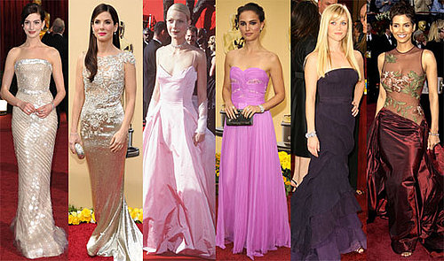 Whose Oscar Gown Are You Most Excited to See Tonight?