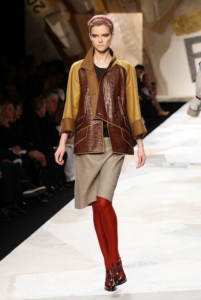 2011 Fall Milan Fashion Week: Fendi