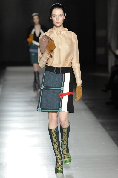 2011 Fall Milan Fashion Week: Prada