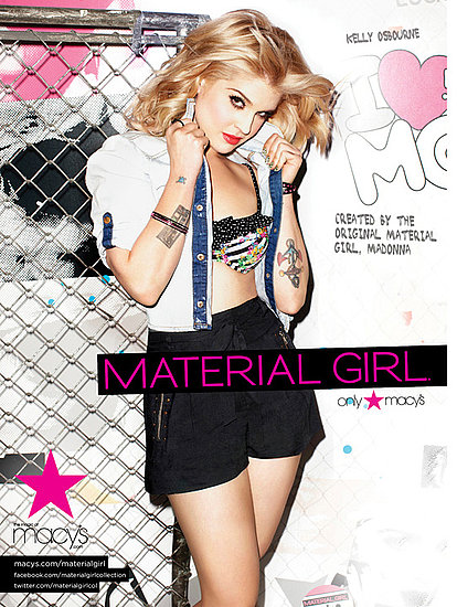 Photos of Kelly Osbourne for Madonna&#039;s Material Girl Collection 2011-02-24 03:56:29