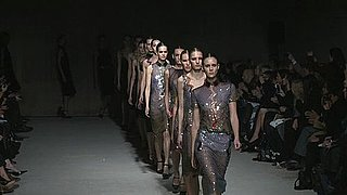 2011 A/W London Fashion Week Christopher Kane Runway Video