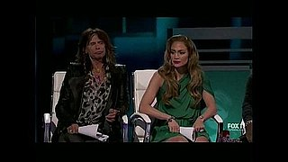 Jennifer Lopez Breaks Down on American Idol After Sending Chris Medina Home