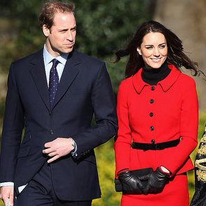 Pictures of Prince William and Kate Middleton Visiting St. Andrew's University 2011-02-25 07:02:26