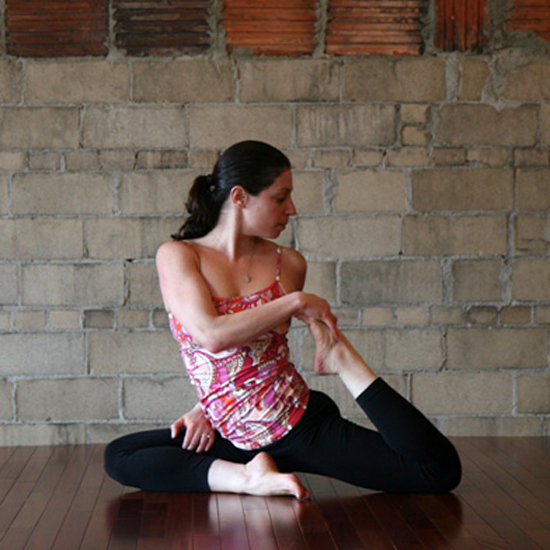Improve Your Posture and Relax Your Back With Yoga Twists