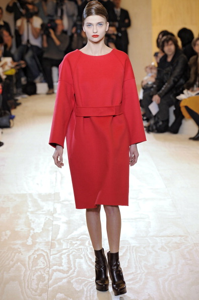 2011 Fall Milan Fashion Week: Jil Sander