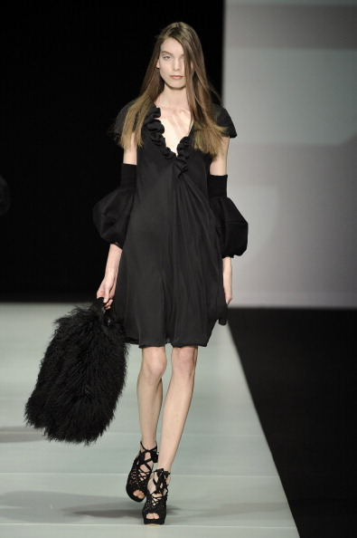 2011 Fall Milan Fashion Week: Emporio Armani