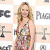 Anne Heche at Independent Spirit Awards 2011