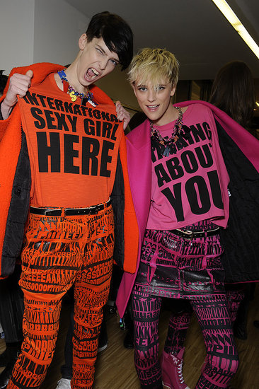 The Best Backstage Snaps From Milan Fashion Week, Part 1!