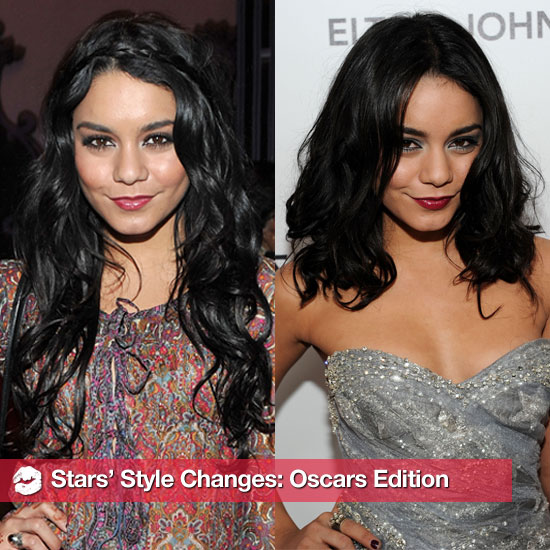 What Do You Think of These Stars' Style Changes? Oscars Edition!