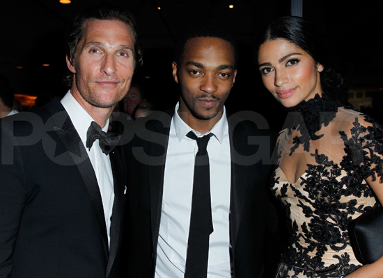 It's a McConaughey Sandwich
