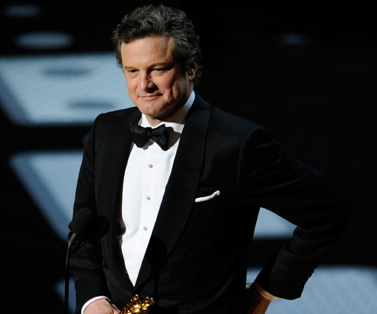 Biggest Tease: Colin Firth