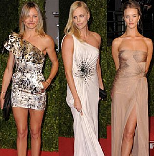 Photos of Gwyneth Paltrow, Cameron Diaz, Taylor Swift, Selena Gomez, Lea Michele and More at Vanity Fair's Oscar Party!