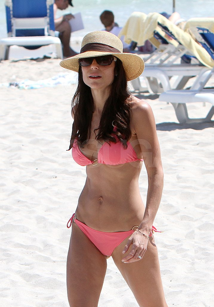 Bethenny Frankel Gets In More Bikini Time With Her Shirtless Husband