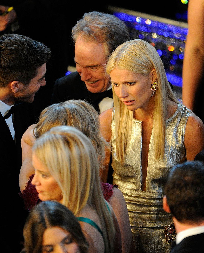 Jake Gyllenhaal, Warren Beatty, Gwyneth Paltrow