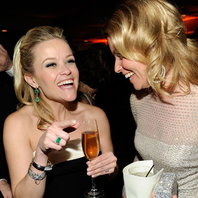 Pictures of Reese Witherspoon and Jim Toth at Vanity Fair Oscars Party 2011-02-28 14:58:59
