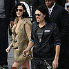 Pictures of Russell Brand and Katy Perry Out Following the Oscars in LA
