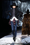 2011 Fall Milan Fashion Week: Dsquared2
